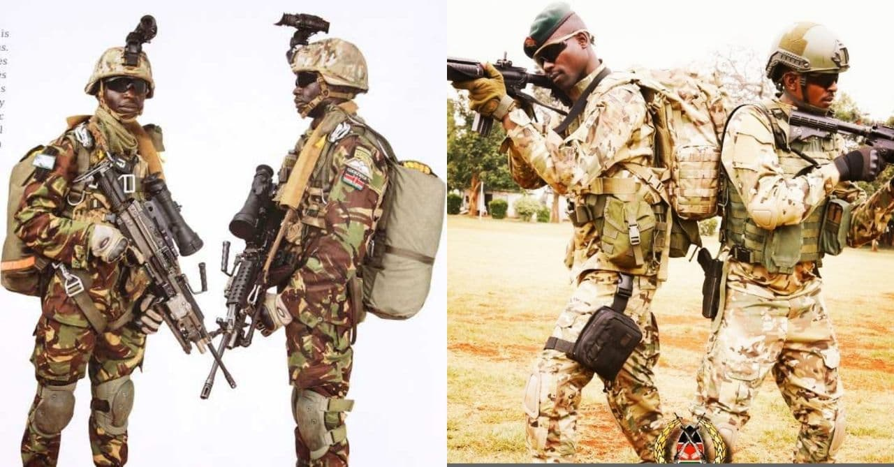 KDF-SPECIAL FORCES